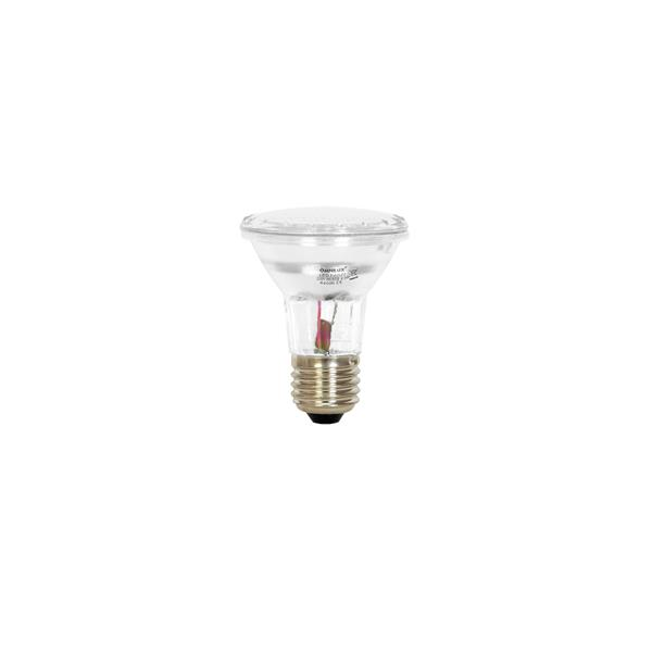OMNILUX PAR-20 240V E-27 36 LED 5mm yellow